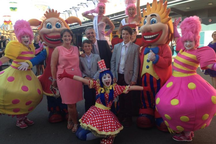 Australian Tourism Award Winners