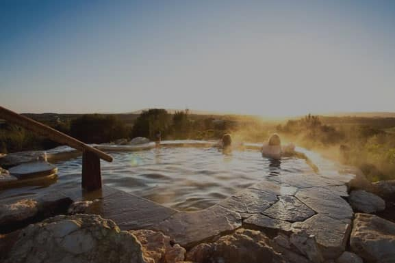 Peninsula Hot Springs Spa Package