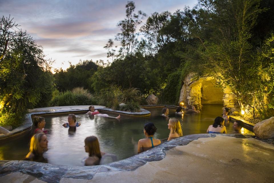 Peninsula Hot Springs Accommodaton