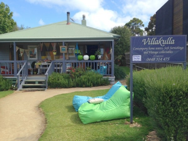 Villakulla at Flinders on the Mornington Peninsula