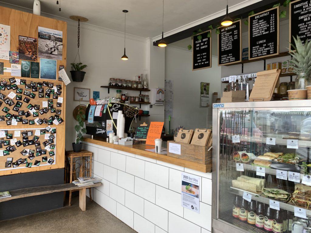 Hunter Cafe St Andrews Beach