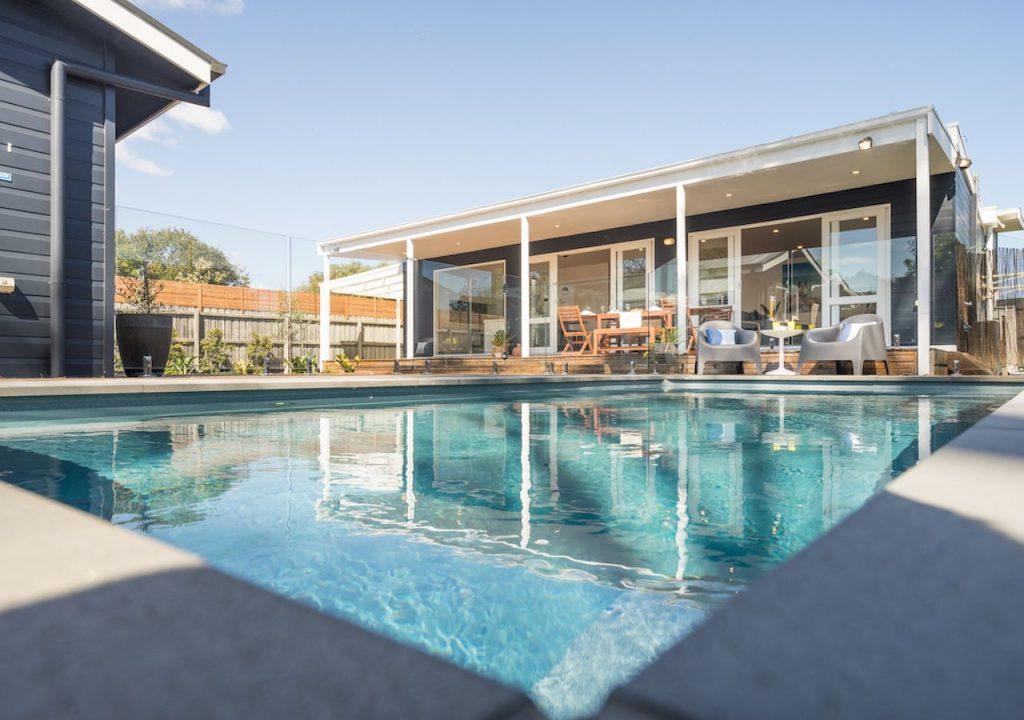 Glen Mor Beach House family accommodation Victoria