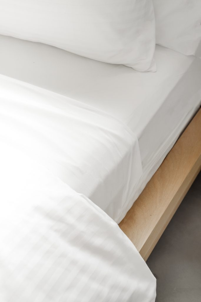 Commercial linen for holiday rentals by Zhush-it